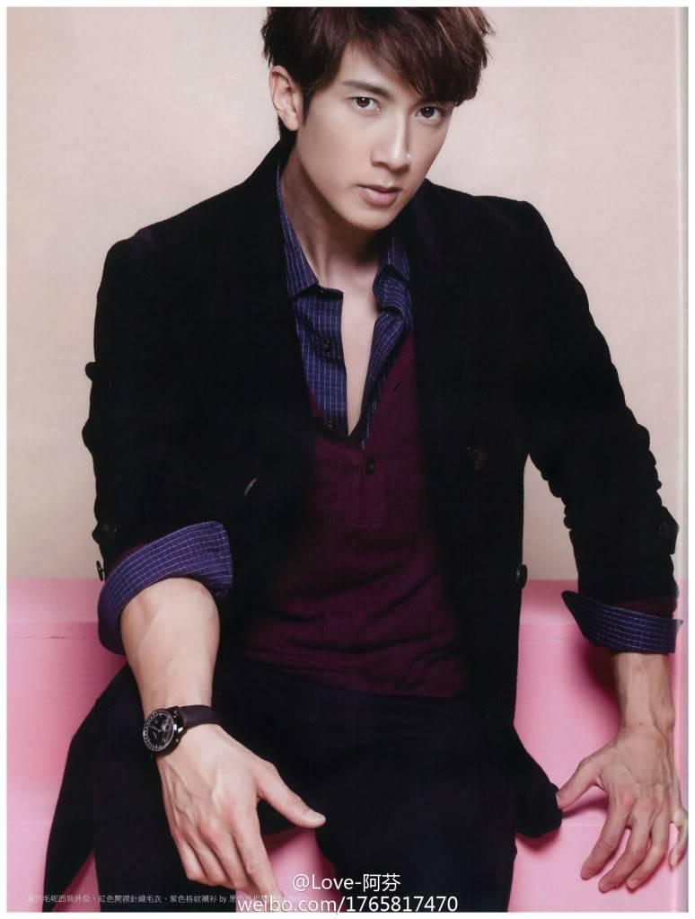 MAG: Chun's Magazine Spreads (2011)  69403c7egw1dkvzb3fhkdj