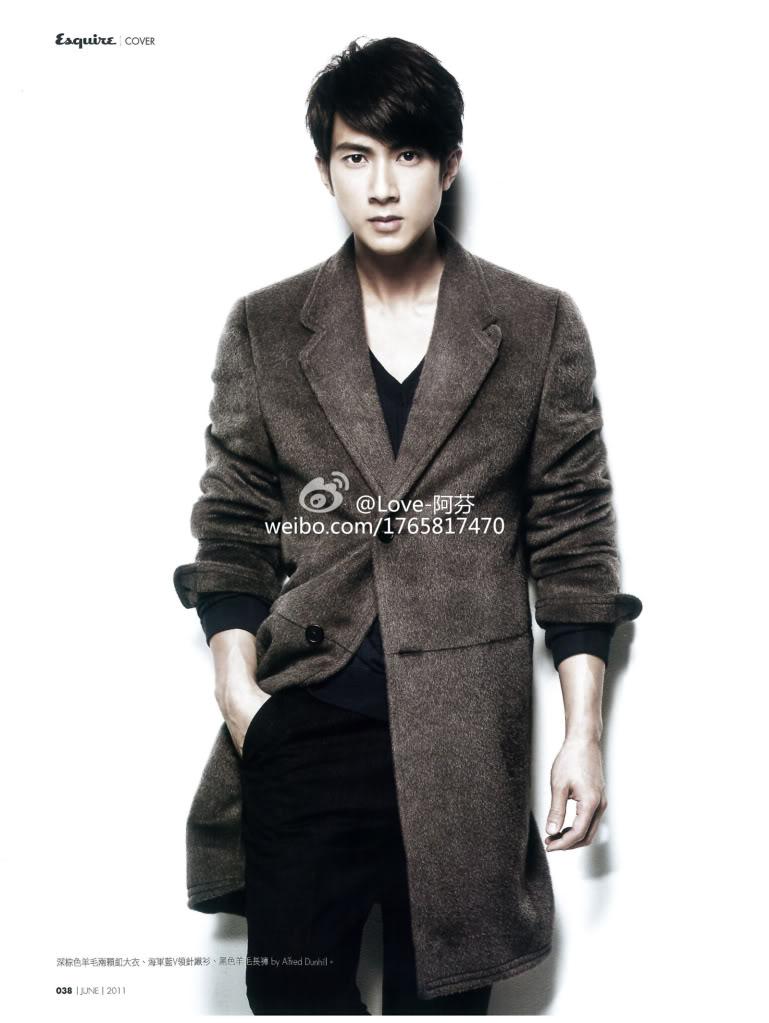 MAG: Chun's Magazine Spreads (2011)  69403c7ejw1dhu3h2j8r9j