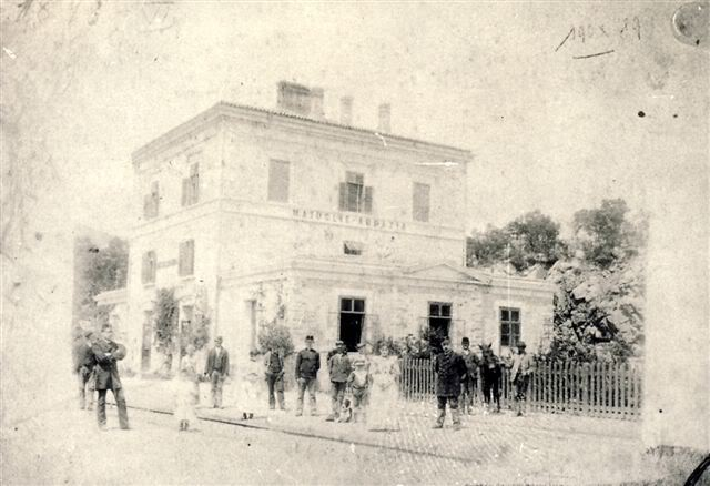 Maketa kolodvora OPATIJA-MATULJI Matuglie-Abbazia_1893-2