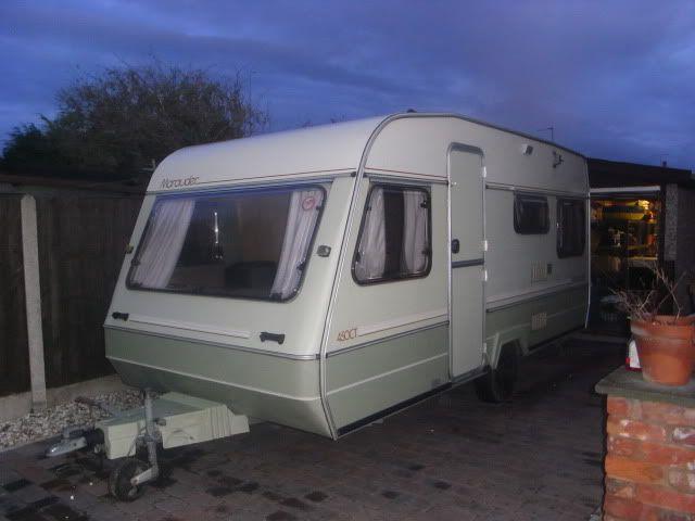 4 berth caravan for sale Mytime043-1