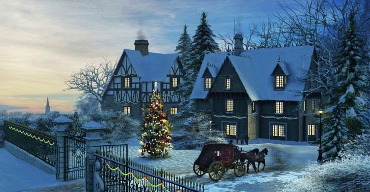 Поздравления с Новым Годом и Рождеством! - Страница 2 427290b8c6c11c08448a07dbc20bbbac