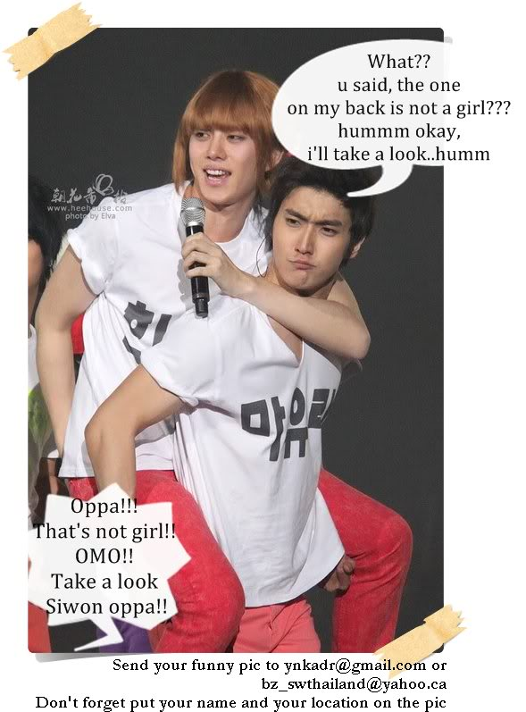 [COMPLETE] Gift for Siwon Example