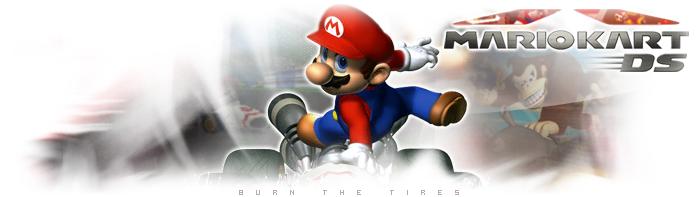 [NDS] Mario Kart DS HelloJudgePleaseRateThisGood