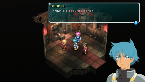 Star Ocean: First Departure Images SO5