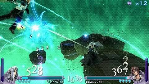 Dissidia: Final Fantasy Snap025