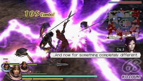 Random and cool stuff I found while gaming on the PSP! Snap054