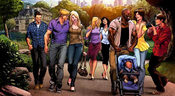 Mundo MARVEL -- Novedades,Debate y Preguntas -- X-Men, Vengadores, Ironman, Spiderman y MUCHO MAS. - Página 5 Avengers