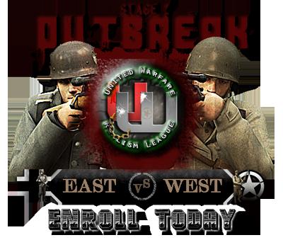 UWFL East vs West Stage 2 UWFLevw