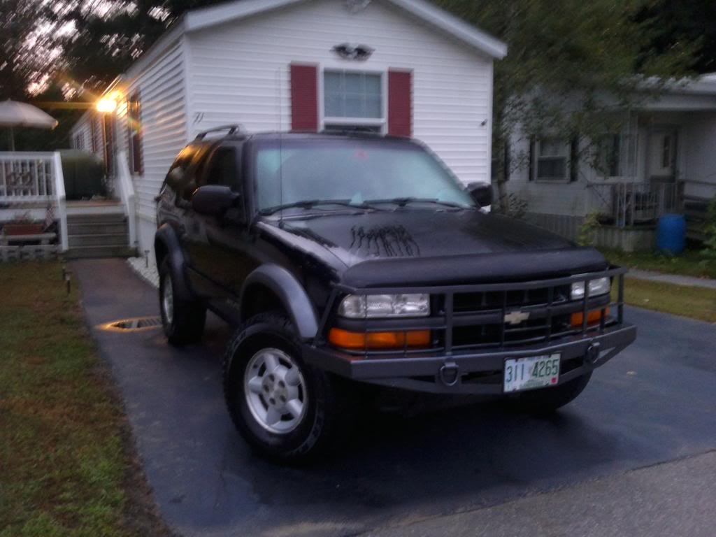 ***SOLD***1999 Chevy Blazer ZR2 Off Road*** SSPX0332