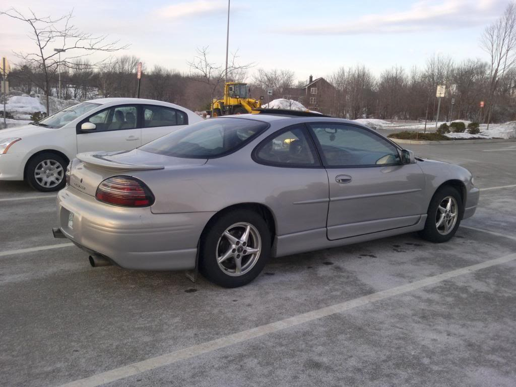 F/S 2000 GTP silver mist coupe SSPX0441