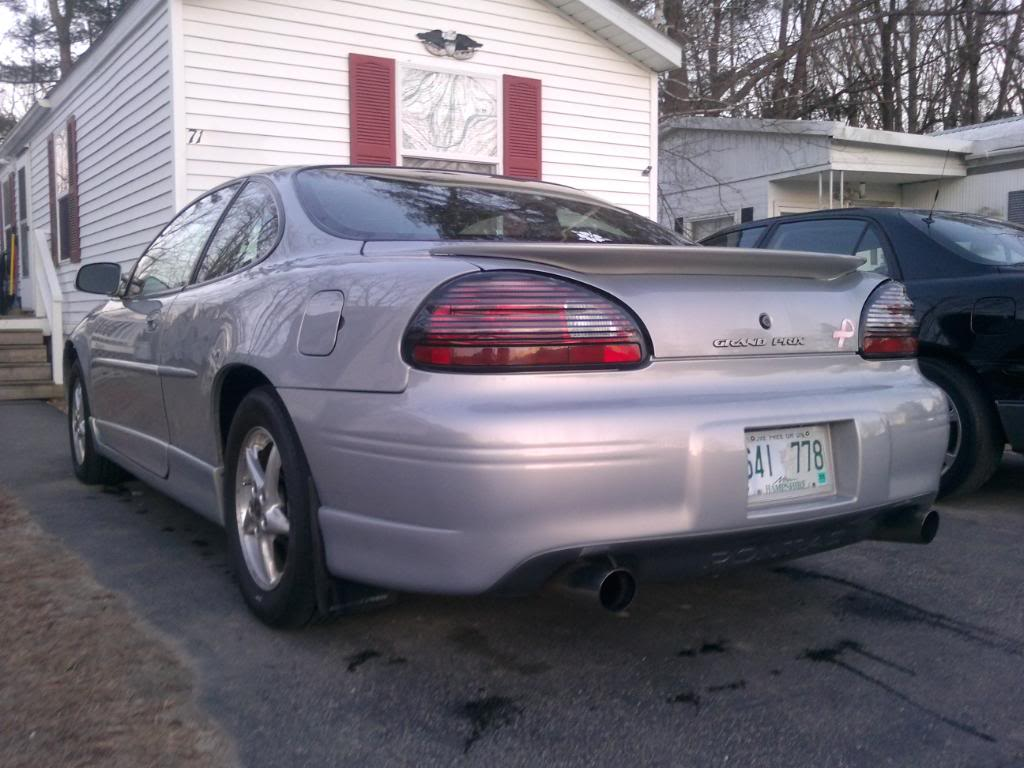 F/S 2000 GTP silver mist coupe SSPX0458