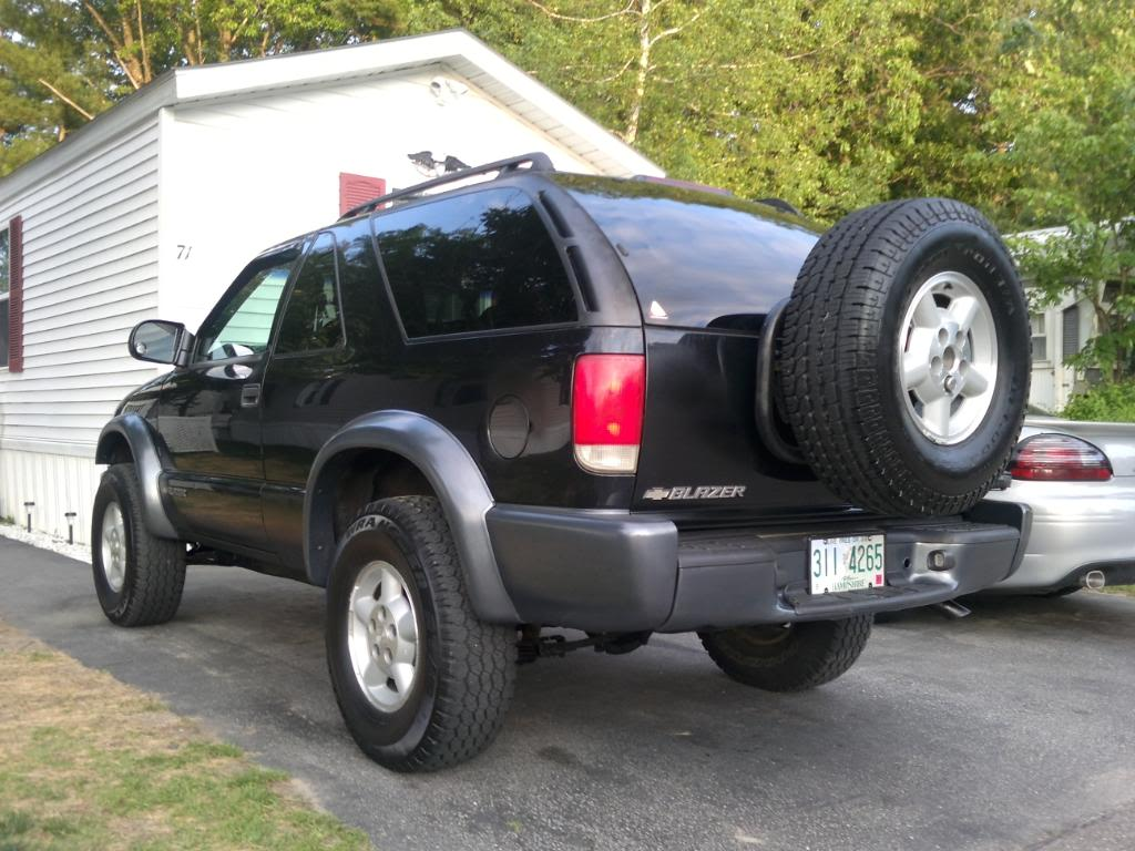***SOLD***1999 Chevy Blazer ZR2 Off Road*** SSPX0550