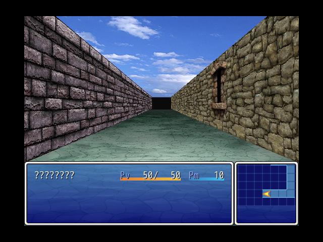 3D dungeon Muestra1