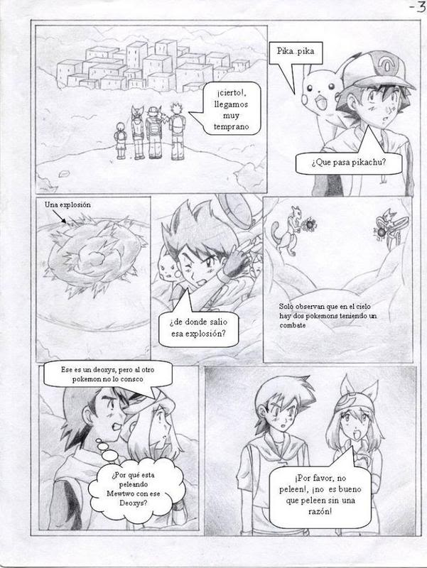 UNA HISTORIA DE AMOR (comic Advanceshipper) S03