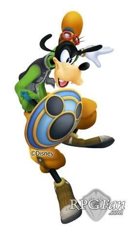 Kingdom Hearts FC Goofy1