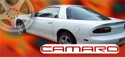 Cars you've previously owned CamaroSig-1