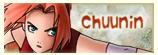 Ninja de Kiri Chuunin-1