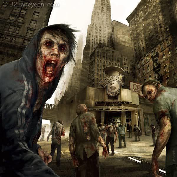 Normal Zombie (Easy) Zombie1