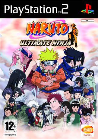 Naruto Ultimate Hero o Naruto Ultimate Accel? NarutoUltimateNinjaPS2ok