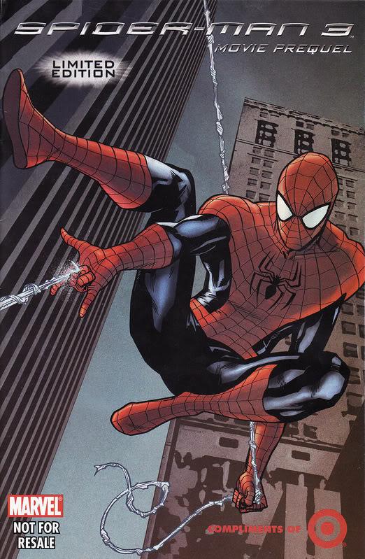 Spider-Man 3 Movie Prequel Spidey
