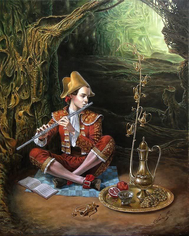Michael Cheval (¿El nuevo Dalí?) 51