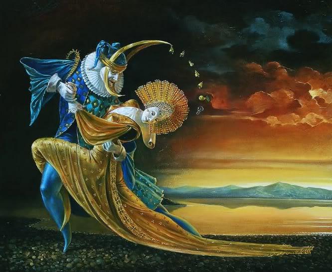 Michael Cheval (¿El nuevo Dalí?) 82sbanaconmispalabras
