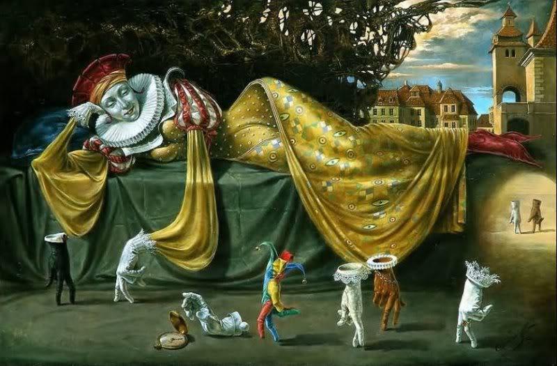 Michael Cheval (¿El nuevo Dalí?) 88sbanaconmispalabras