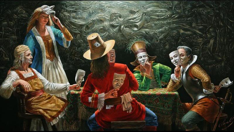 Michael Cheval (¿El nuevo Dalí?) 93sbanaconmispalabras