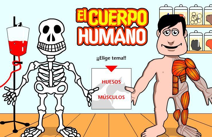 Juegos educativos online (Para niños y no tan niños) Cuerpohumano1