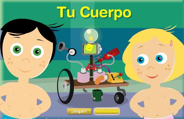 Juegos educativos online (Para niños y no tan niños) Cuerpohumano2