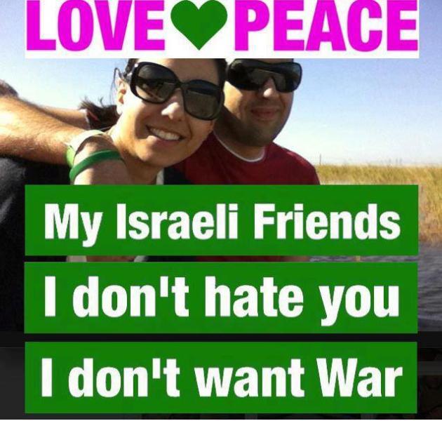 Israel pretende iniciar un invierno nuclear IraniansWeLoveYou2