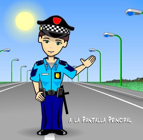 Juegos educativos online (Para niños y no tan niños) Policiajuego