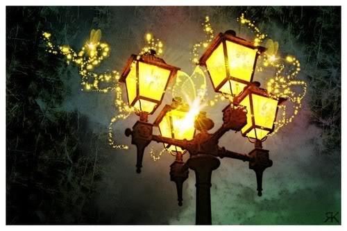 ¿Qué cosas te inspiran? Fairytalefantasylamplightfairylamppost-6fdc4c2fafd577e09f33cfe756138778_h