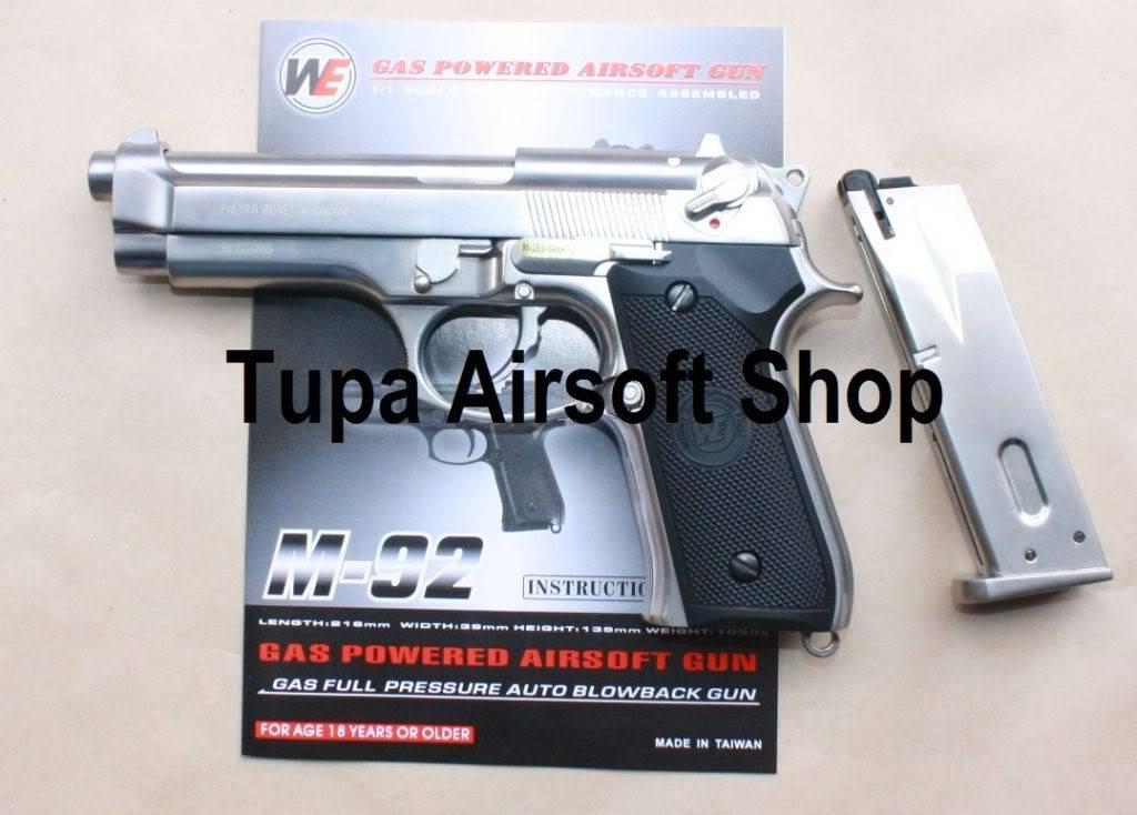 New Items for September 2010 WEM92FSilver01