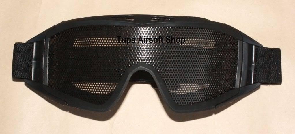 New Items for October Mask011MetalMeshDLGoggleBlk