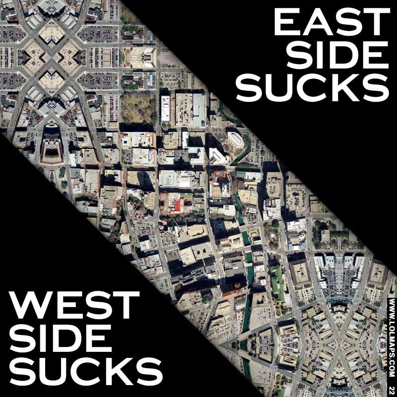 Are You West Ore East Side NiGgA!? 22