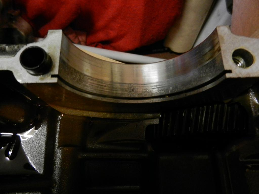 Spare engine, clutch removal, cam chain + finally, downpipe to silencer clamps 1984 K100 SpareBMWengine007