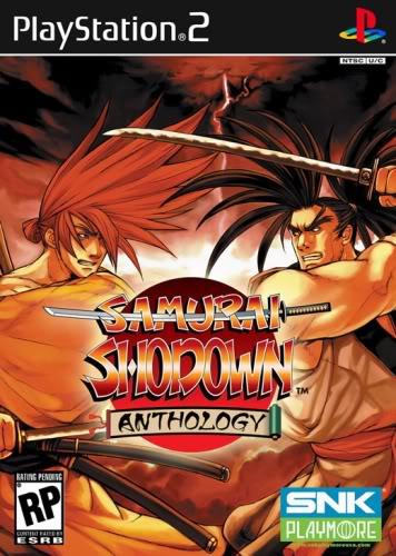 احسن مكتبة العاب PS2 Samurai