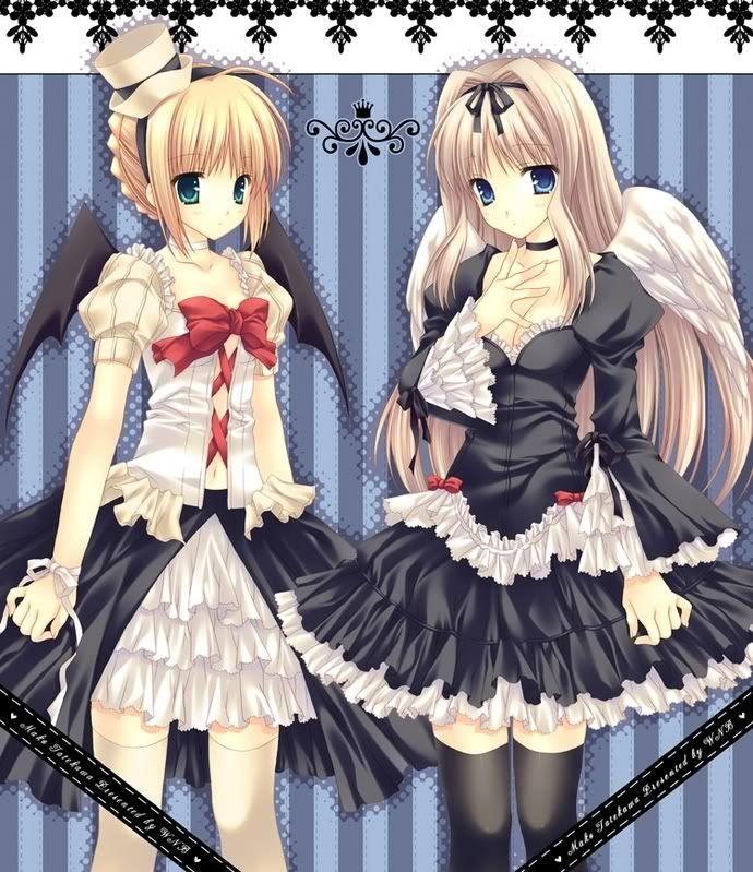 Minase Kyoko Angels