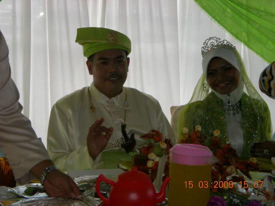 Kenduri kahwin Rosli(swbp) & Marlina DSCN1354