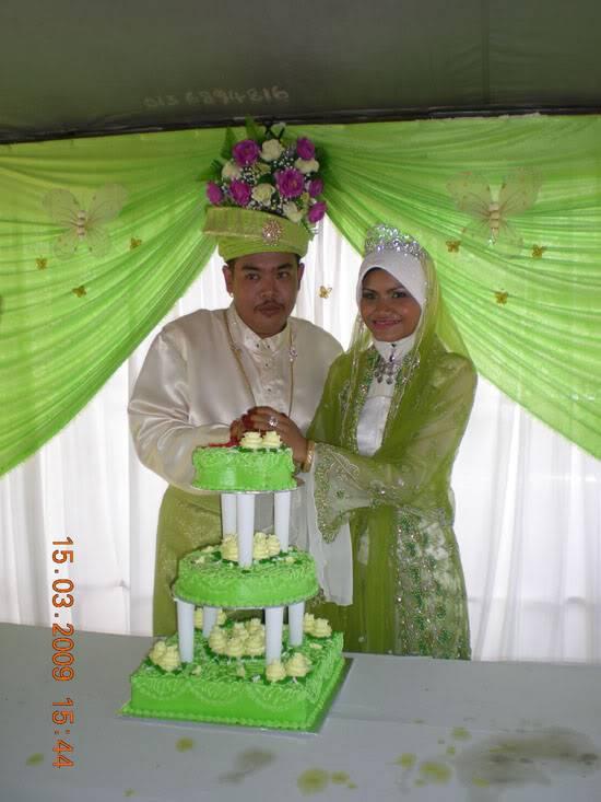 Kenduri kahwin Rosli(swbp) & Marlina DSCN1359