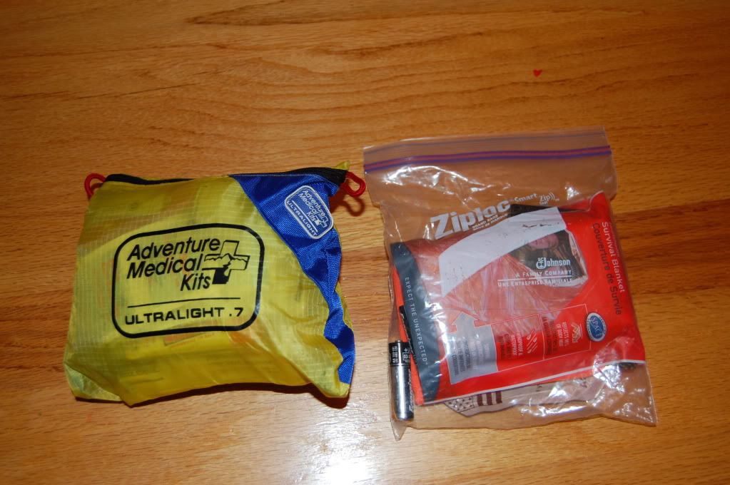 My survival kit. Whats in yours? DSC_0807