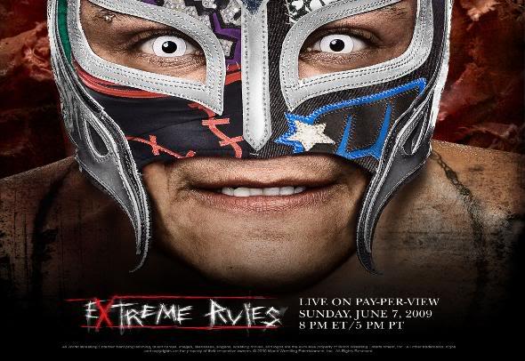 Carte de WWE Extrême Rules ER