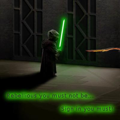 Jedi Missions Signin