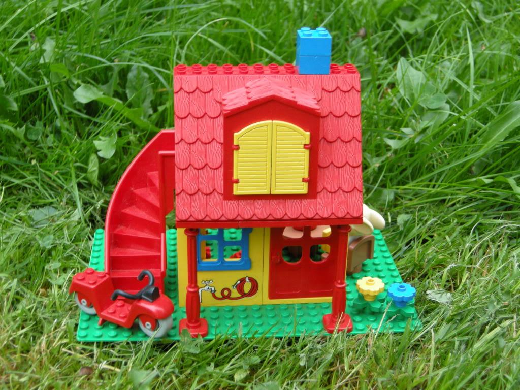 [LEGO] : FABULAND DSCN9431