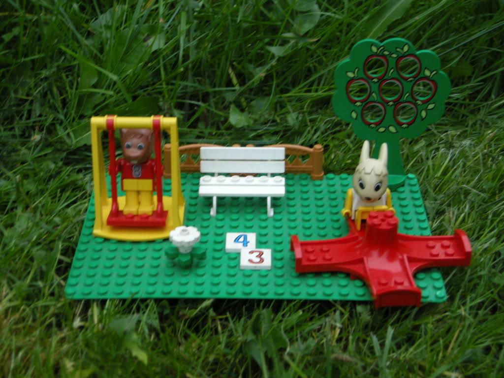 [LEGO] : FABULAND DSCN9434