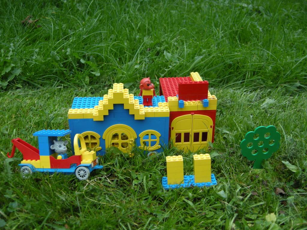 [LEGO] : FABULAND DSCN9435