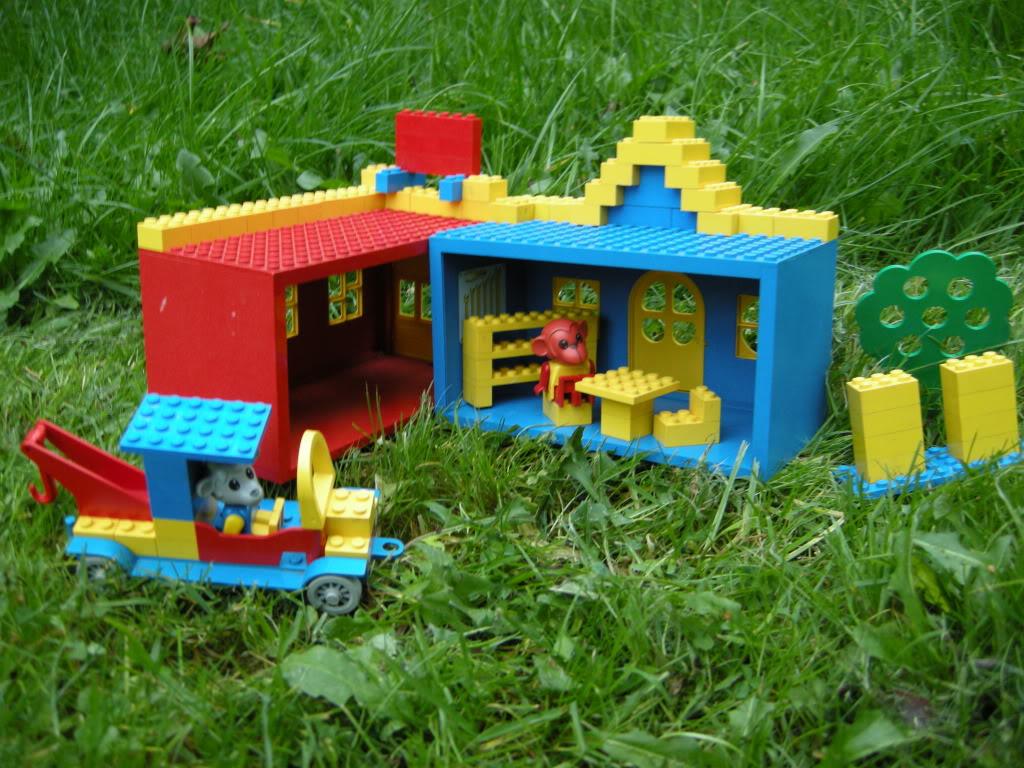 [LEGO] : FABULAND DSCN9436