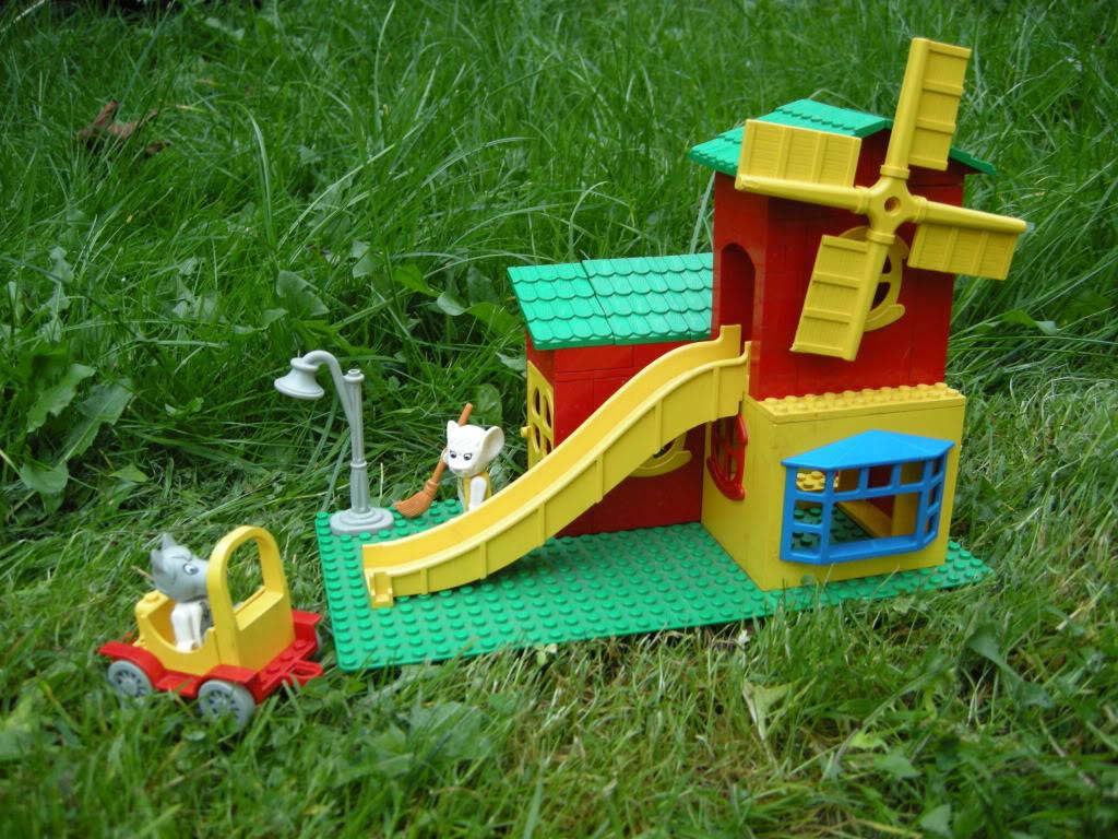 [LEGO] : FABULAND DSCN9439