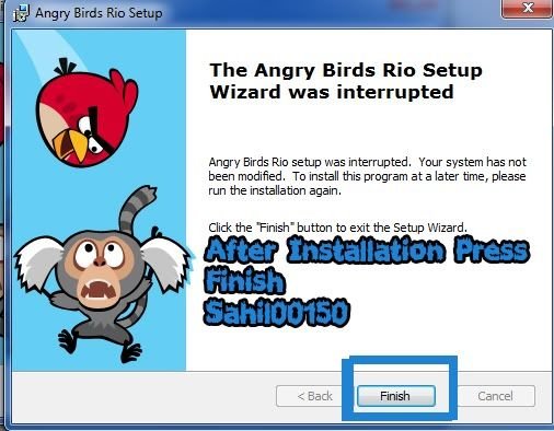 Angry birds rio w/ patch 2-3